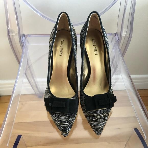 """Nine West 3.5"""" heels"""